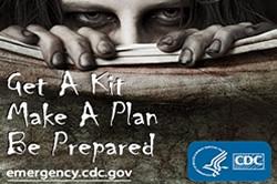 Photo: Get a Kit, Make a Plan, Be Prepared
