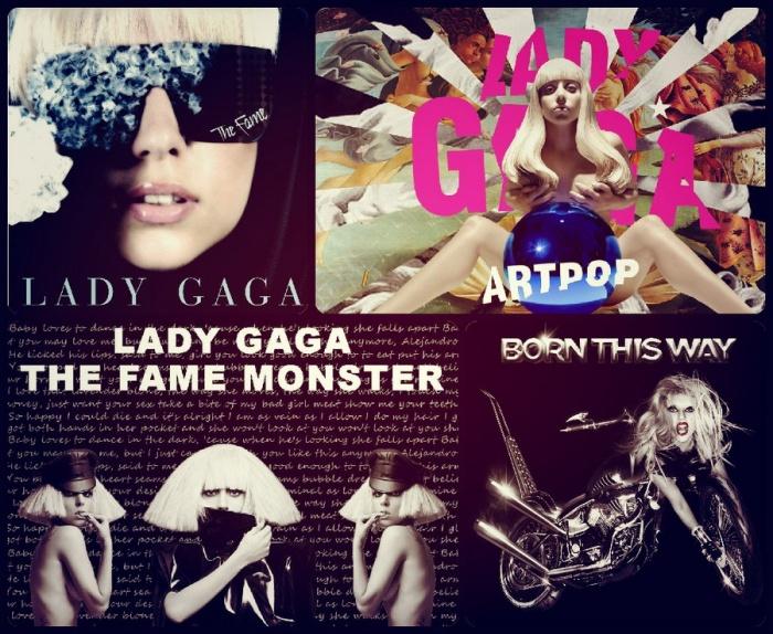 На поле боя: Леди Гага