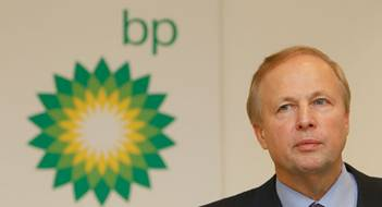 BP CEO Bob Dudley is pictured. | AP Photo