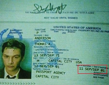 Паспорт Нео