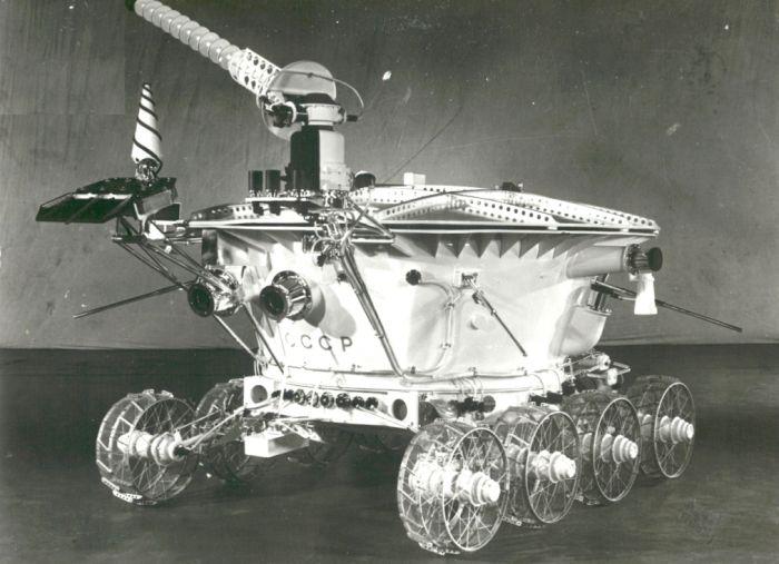 Луноход-1 СССР
