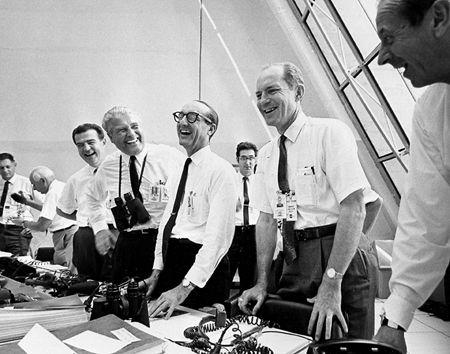 июль 1969 НАСА
