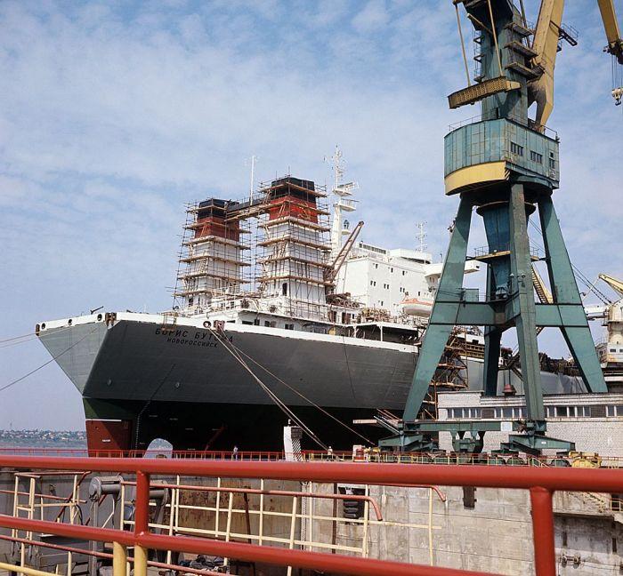 Наличие крупнейшего в СССР центра кораблестроения в Николаеве позволяло Украине на многих смотреть с высока Фото: ТАСС