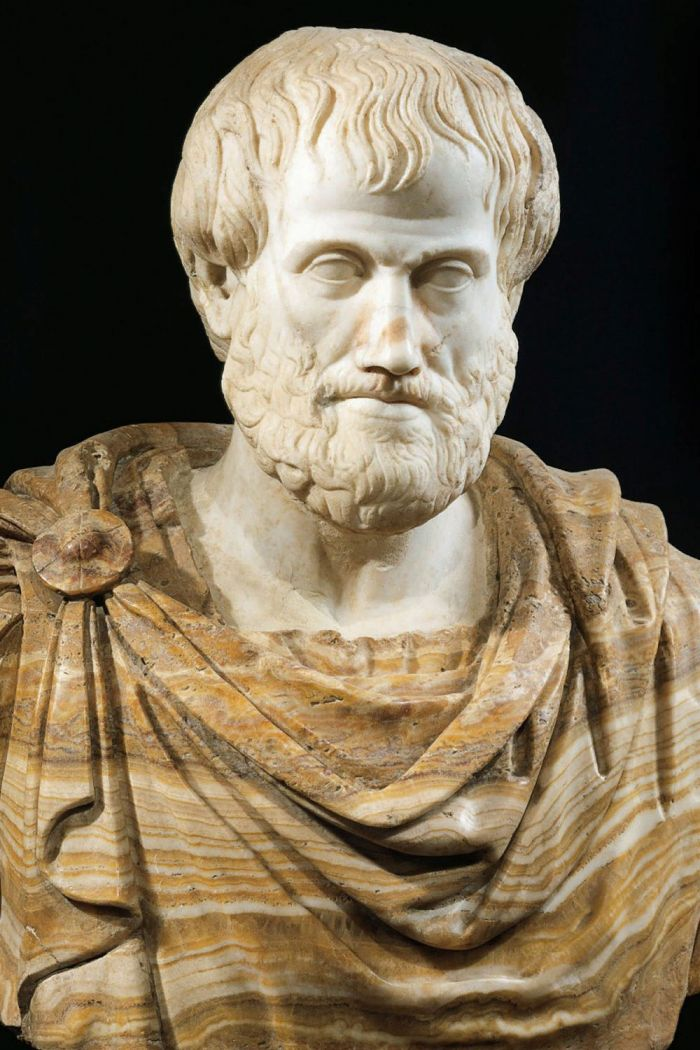Аристотель (383 — 322 годы до н.э.)