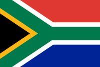 Флаг Южно-Африканской республики с 1994 года