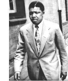 Нельсон Мандела в молодости