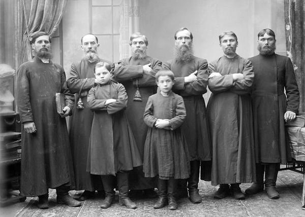 Старообрядцы, староверы, Тверская губерния|Фото: pinimg.com