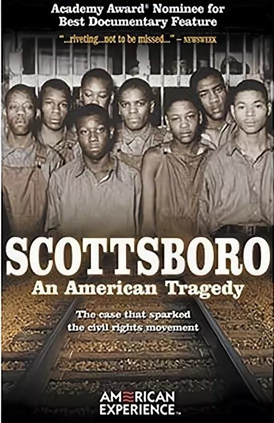 Варианты афиши фильма «Скоттсборо: Американская трагедия» (на ней видны всего 8 из 9 парней)