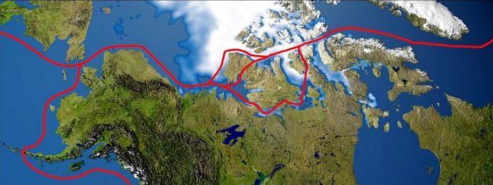 Китайские драконы, американские «понты» и Русская Арктика