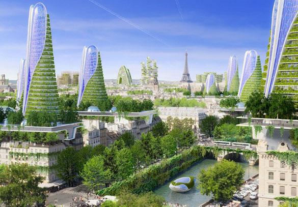 Париж после преобразования
