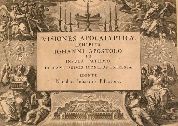 Апокалипсис, Гравюры 1674 года http://dorogakbogu.blogspot.com/2012/11/apokalipsis-v-kartinkah.html